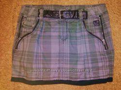 стильная юбочка ZARA для молодой девушки