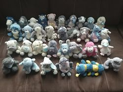 My Blue Nose Friends - голубоносые друзья мишек Тедди , Carte Blanche