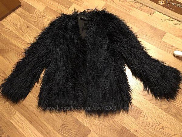 Искусственная шуба Zara
