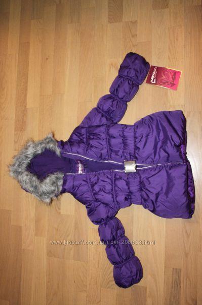Новая теплая куртка Hawke 5т