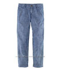 летние брюки НМ с 92 по 134рр