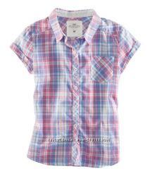 НМ отличные блузочки 98-116 размеры