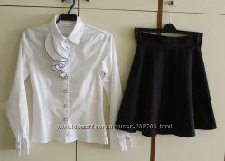 Школьная одежда для девочки-подростка