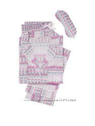 Фланель пижама Victorias Secret оригинал, размер XS