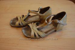 Детские танцевальные туфли для девочки 18 см