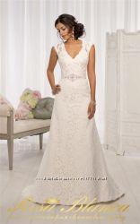 Свадебное платье кружевное, есть выбор