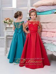 самые красивые нарядные платья