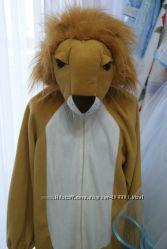 лев, костюм льва