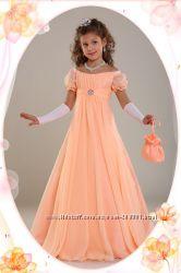 нарядные платья на праздник  для девочек любой размер