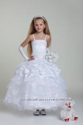 Нарядные красивые платья для девочек