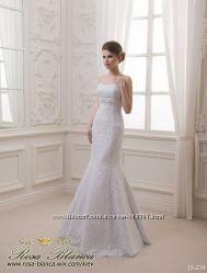 дизайнерские свадебные платья из кружева