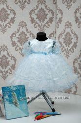 костюм снежинки, мальвины, снежной королевы, снегурочки, нарядное платье
