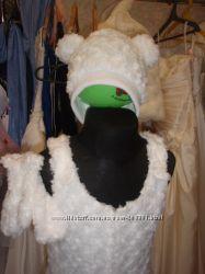 костюм белого бедведя, умки, костюм зайца прокат