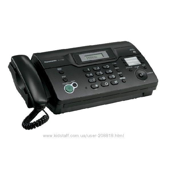 Panasonic Факс Panasonic KX-FT932, сост. идеальное. Факс. бумага в подарок