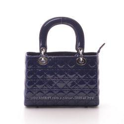 Женская сумка Dior mini стеганая