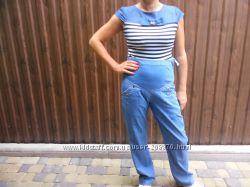 Супер лёгкие джинсы для беременных