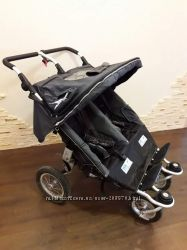 Универсальная коляска для двойни ТFK Twinner Twist Duo 2 в 1