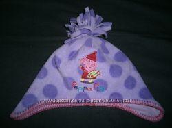 шапочка Peppa Pig на 1-2 года фирмы Next