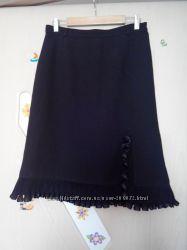 Хорошая юбка стандарт, лёгкая, тренировочная, на подкладке