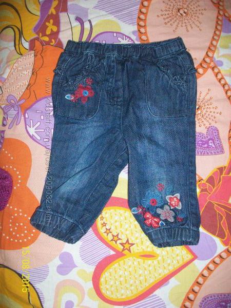 джинсы малышке