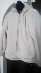 Куртка, текстильная дубленка