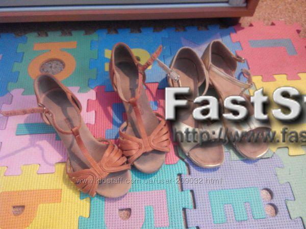 Фирменные туфли для танцев Ecкse 21 см. Talisman 20 см