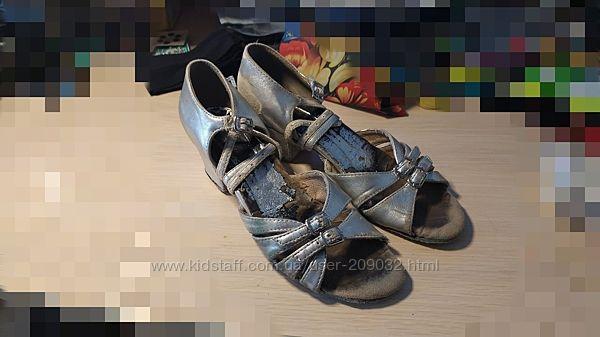 Танцевальные туфли, для танцев, босоножки, тренировочные