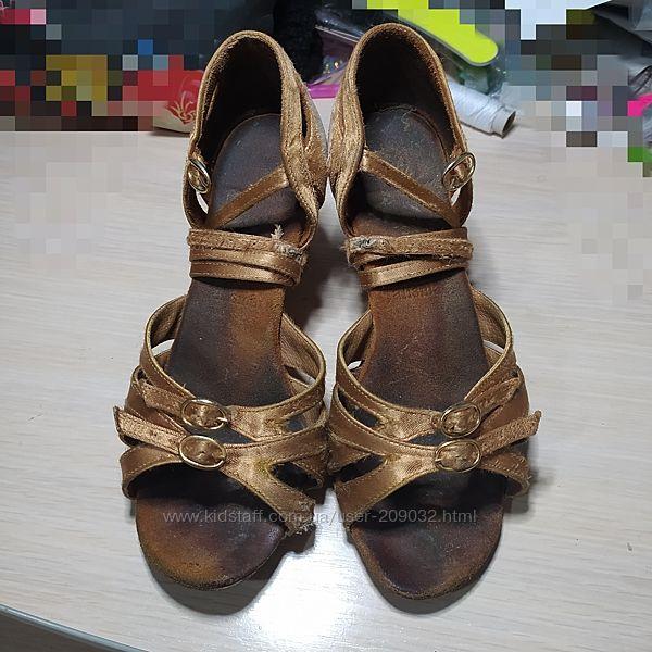 Тренировочные, танцевальные туфли, латина, Talisman
