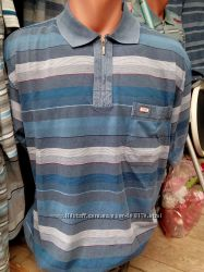 Хлопковые мужские футболки.