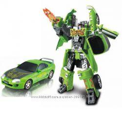 Роботы-трансформеры Roadbot