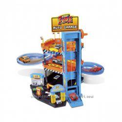 Игровой набор -Паркинг 3 уровня Bburago