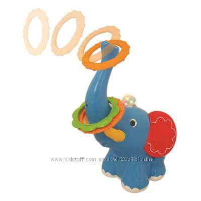 Игрушка-кольцеброс - Ловкий слоненок