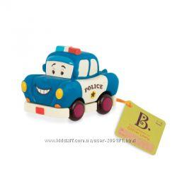 Машинка инерционная серии Забавный автопарк  Battat
