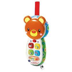 Развивающая игрушка-телефон Vtech Отвечай и играй со звук эф 80-502726