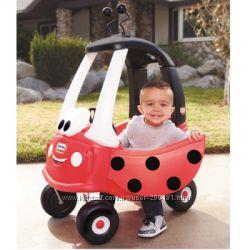 Машинка-каталка Автомобильчик Little Tikes