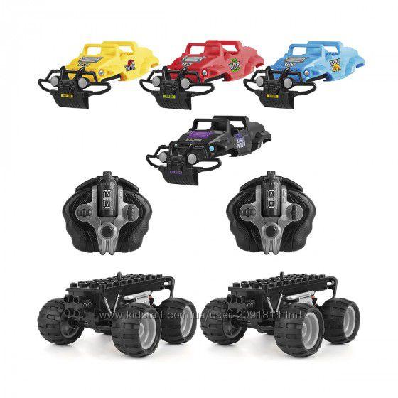 Игровой набор Crash car на радиоуправленнн Битва команд