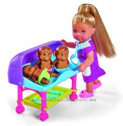 Кукольный набор Еви Ветеринар с аксессуарами 5733073