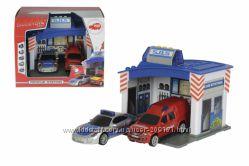 Игровой набор Dickie Toys Служба спасения свет, звук 3713003