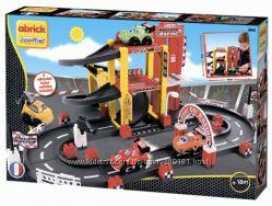 Ecoiffier Конструктор Скоростное авто Гонки с паркингом 003042