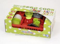 Ecoiffier Pro-Cook Набор посуды 001210