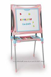 Двухсторонний магнитный мольберт Smoby Розовый 410203