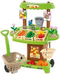 Продуктовый супермаркет Ecoiffier Органические продукты 1741