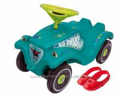 Машинка для катания BIG Звезда с защитными насадками для обуви 56108