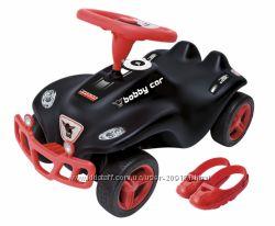 Машинка для катания Big Фулда с защитными насадками для обуви 56163