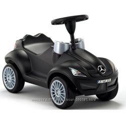 Автомобиль-каталка Big Mersedes Benz с защитными насадками для обуви 56342