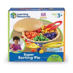 Обучающий игровой набор-сортер Learning Resources Ягодный пирог LER6216