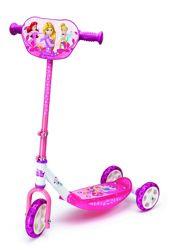 Самокат Smoby Toys трехколесный с металл рамой Дисней Принцессы 750153
