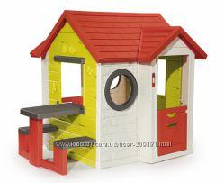 Домик Smoby На берегу моря со столиком и звонком 810401
