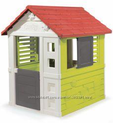 Домик Smoby Toys Солнечный со ставнями 810712