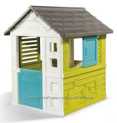 Домик Smoby Toys Радужный со ставнями 810710